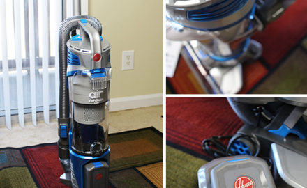 Cut The Cord With Hoover And Clean Your Home With No Sweat!