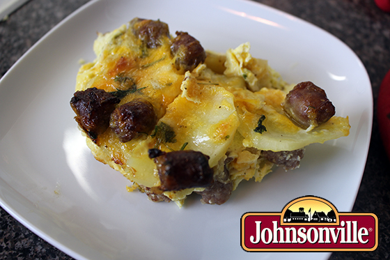 Enjoy A Delicious Holiday Breakfast Casserole With Family Before You Open Your Presents!