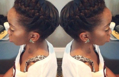 Top 3 Holiday Hairstyles for Natural Hair