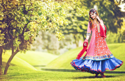 Ethnic Indian Fashion: The Hottest Style Trends for International Market