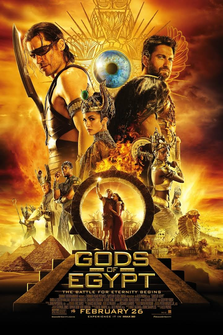 Movie Review: Gods Of Egypt