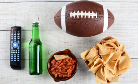 Make Memories With Friends, Family And Loved Ones During The Big Game!
