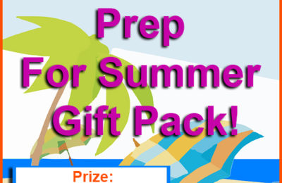 Smart Choices You Can Make This Summer: + Enter To Win Our Prep For Summer Gift Pack!