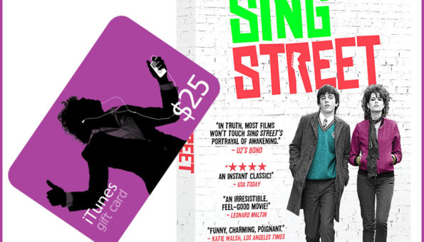 Enter To Win: Your Life After 25's Sing Street DVD + iTunes GC Giveaway!