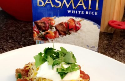 An Easy Success Rice Recipe That's Sure To Give Your Family Back To School Success!