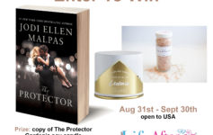 Enter To Win: Your Life After 25's The Protector Forever Romance Prize Pack Giveaway!