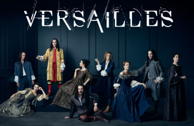 4 Great Shows That Allow You To Travel Through Time: + Versailles Your Next Guilty Pleasure!