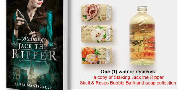 Enter To Win: Your Life After 25's STALKING JACK THE RIPPER Prize Pack Giveaway!