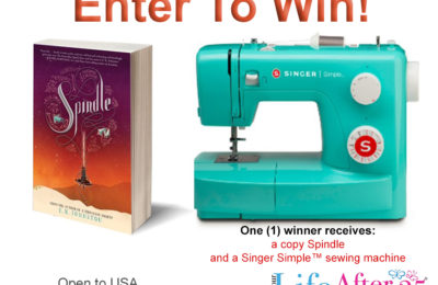 Enter To Win: Spindle and Sewing Machine Prize Pack Giveaway!