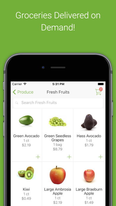 Grocery Shopping Just Got Easier! Get Your Groceries Delivered With Shipt!