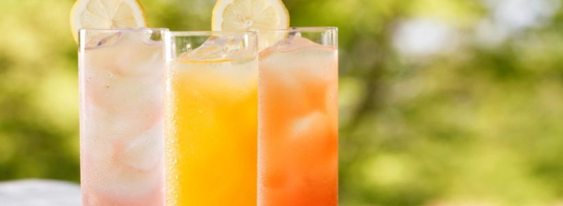 Ladies' Night! 4 Fun Cocktails to Make For Your Gal Friends