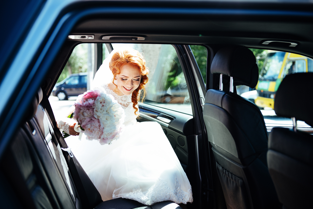 Why You Should Prefer Chauffeured Cars for your Wedding Day!
