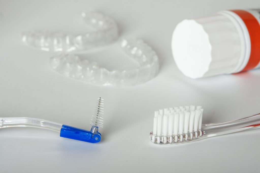 Invisalign Braces Care - The Benefits and The Maintenance