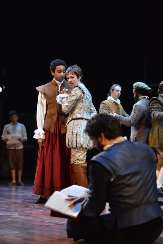 The Alliance Theatre brings Shakespeare in Love to Atlanta! Last Show on Sept. 24th