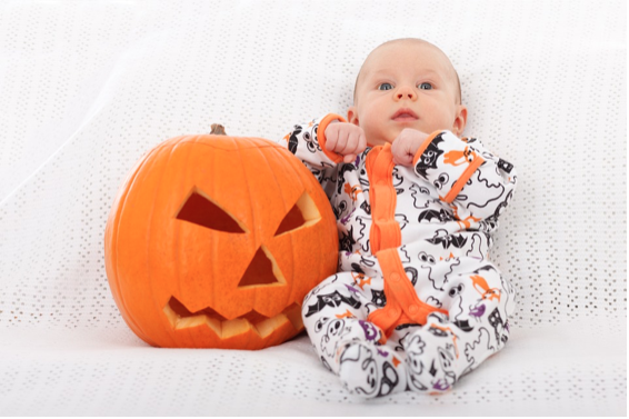5 Party Planning Tips for Baby's First Halloween