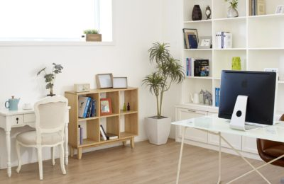 How to Fix Your Home Office if it's too Much Home and Not Enough Office
