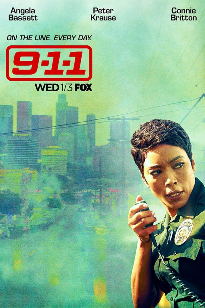 The Cast of 9-1-1 on FOX staring Angela Bassett slay! I was PLEASANTLY Surprised!