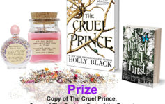 Manifest Great Things This Year and Enter To Win Our The Cruel Prince Prize Pack Giveaway! + Golden Faerie Elixir Recipe