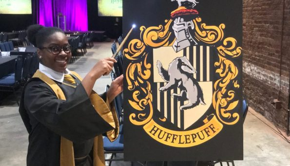 All Harry Potter Movies Now On HBO - Hogwarts House Challenge and Enter For Your Chance To WIN An unofficial Harry Potter inspired Robe!