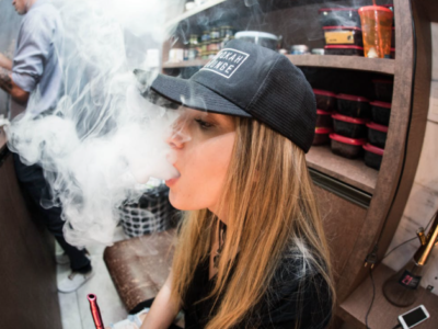 Going off Nicotine: Does Vaping Really Help Smokers Quit?