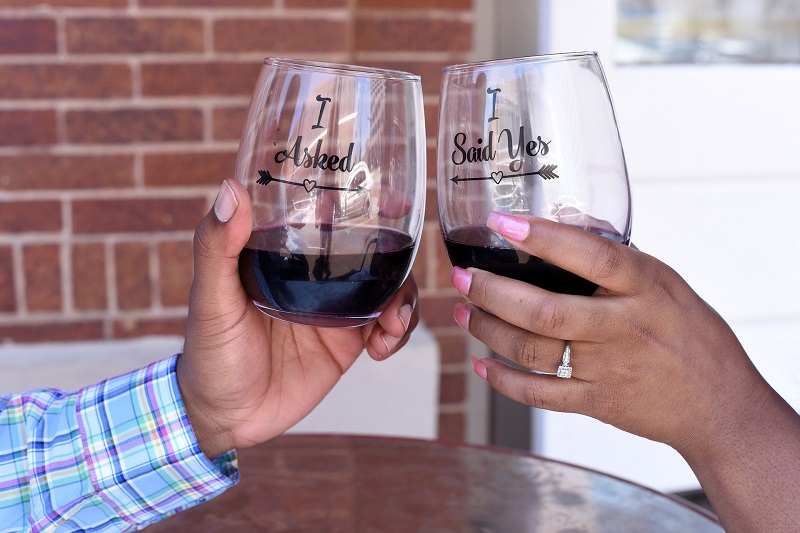 Tips and Tricks to Get a Beautiful Wine Glass with Name Engraved