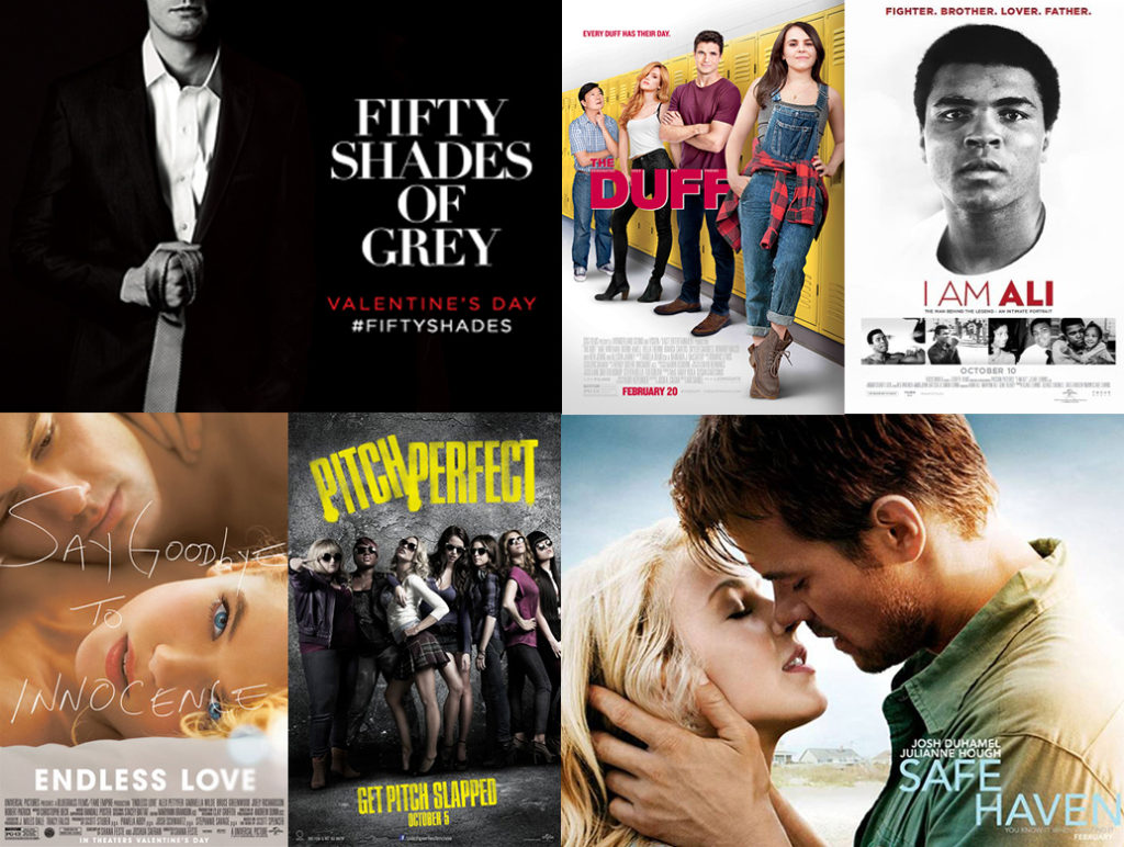 Movies Your Life After 25 has worked on