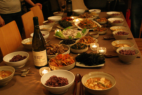cooking, themed party, Dinner Party