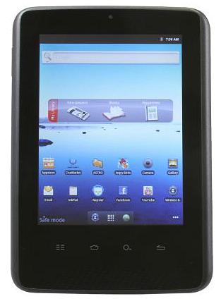 Velocity Micro Cruz PS47 Tablet PC 512MB Memory 2GB Internal