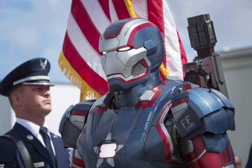 Iron Patriot 1024x682 Iron Man 3   Movie Review