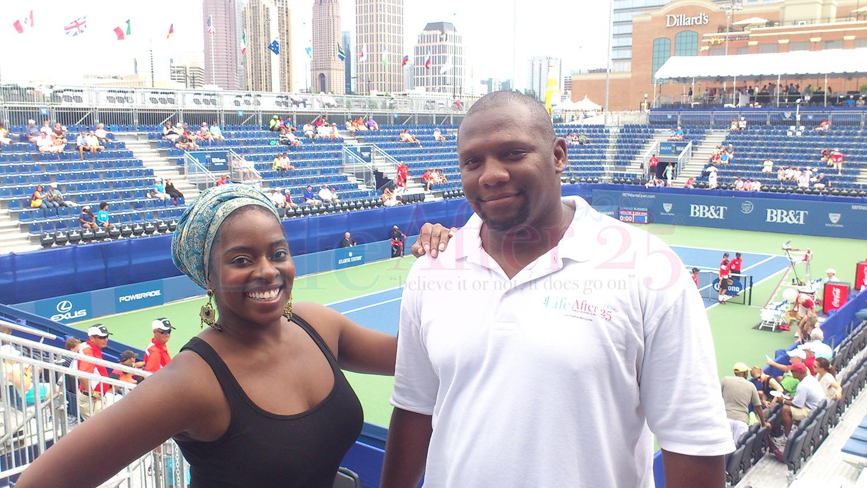 Da Vinci and Dante 2014 BB&T Atlanta Open