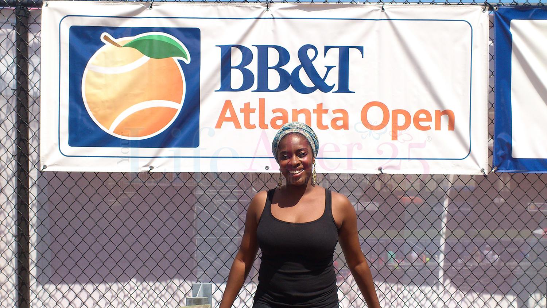 Da Vinci at 2013 BB&T Atlanta Open