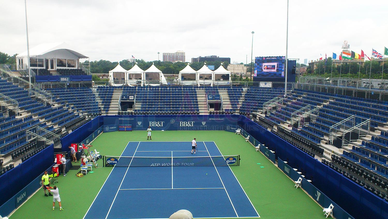 Stadium for 2013 BB&T Atlanta Open