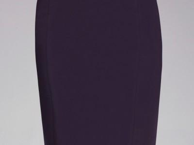 Bebe Zipper Pencil Skirt