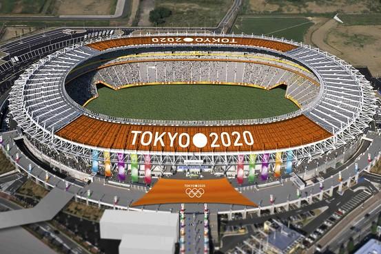 2020 Olympics In Tokyo
