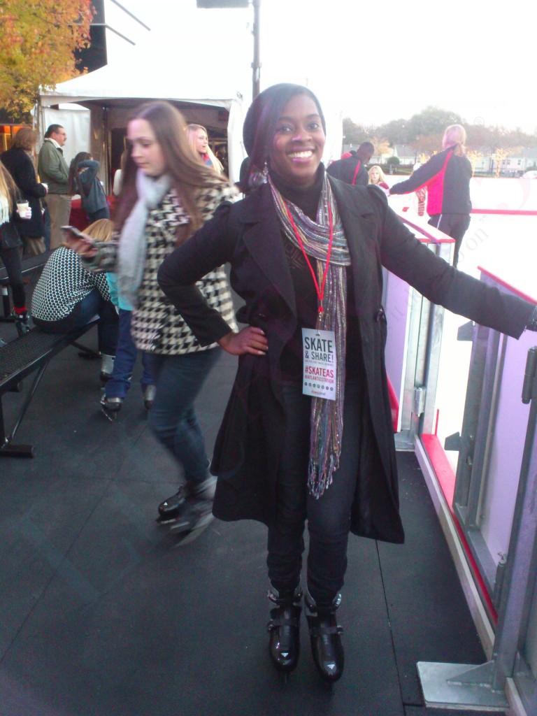 Da-Vinci at Atlantic Station's Skate AS