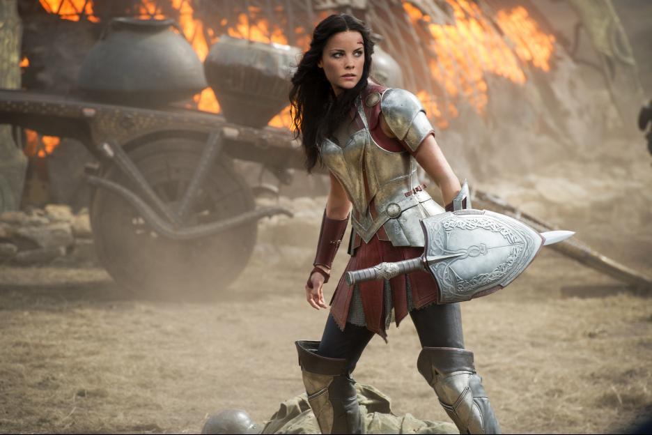 Thor: The Dark World - Sif