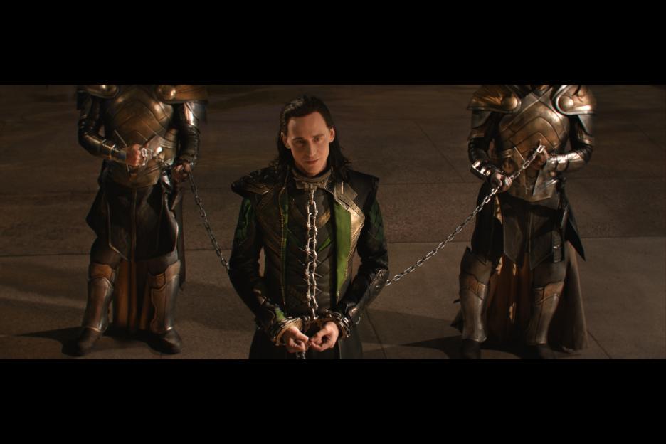 Thor: The Dark World - Loki