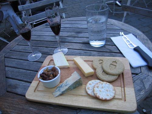 Port Wine Cheese