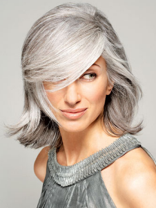 Your Life After 25: Sassy Styles For Those Graying Locks