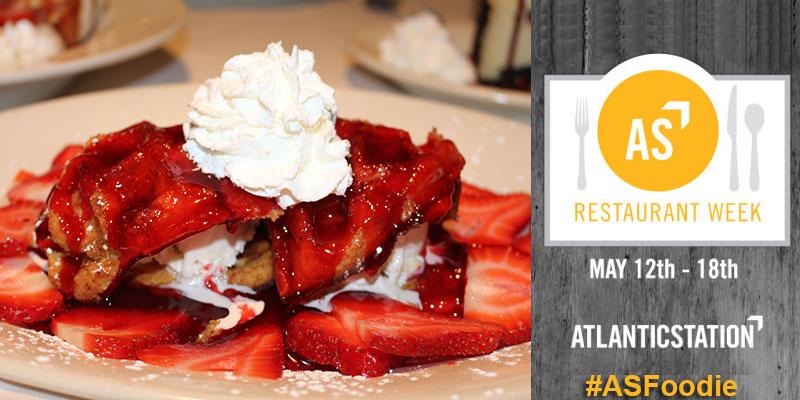 Atlantic Station Restaurant Week Cheesecake Bistro