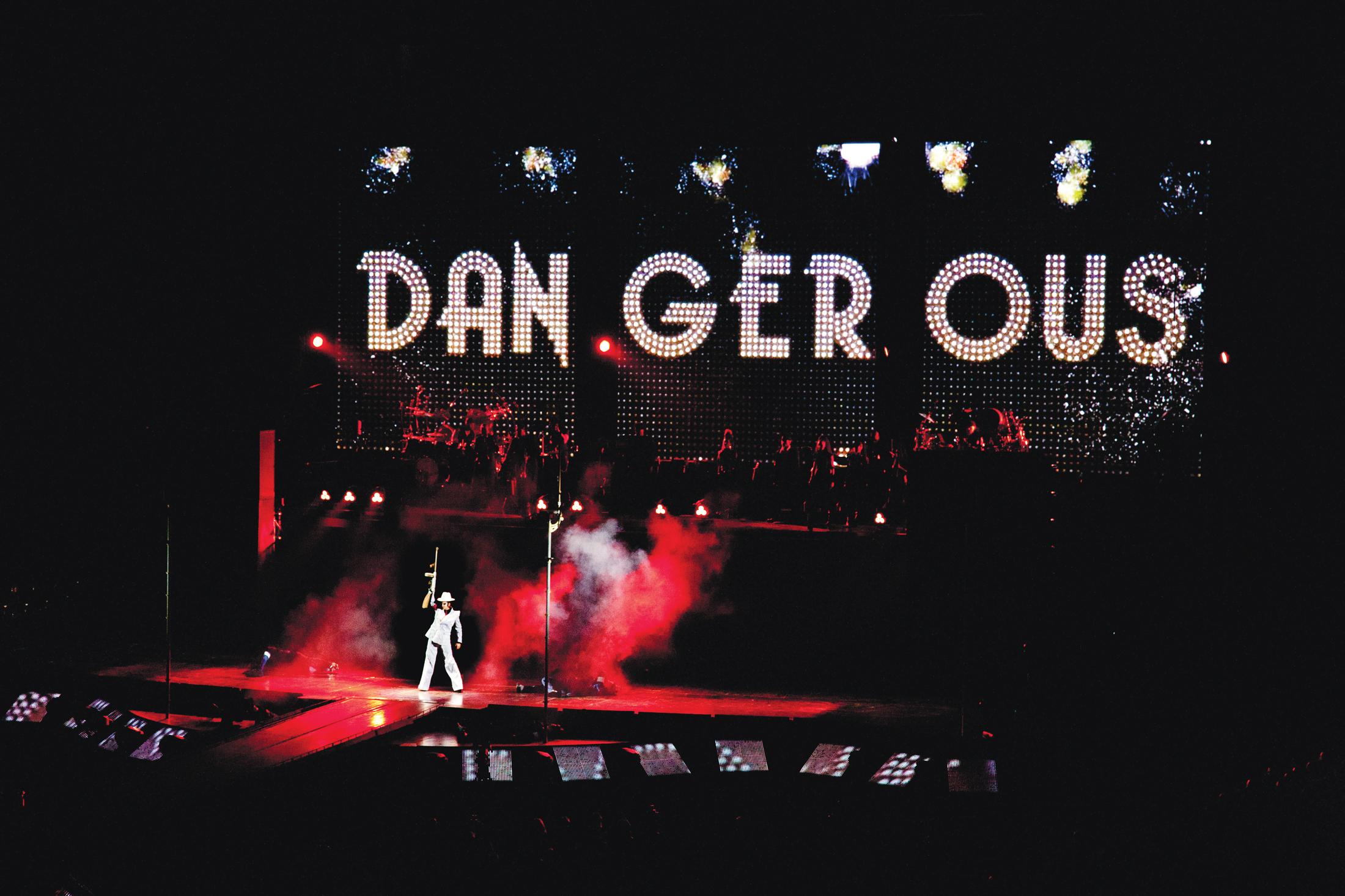 Dangerous Cirque du Soleil Michael Jackson