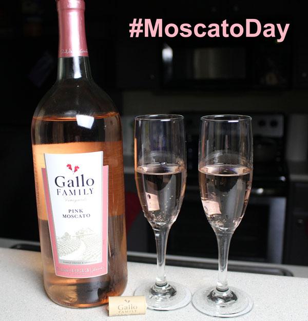 Gallo Moscato National Moscato Day