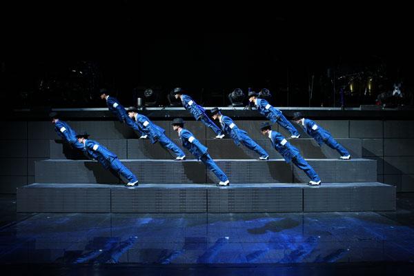 Smooth Criminal Cirque du Soleil Michael Jackson