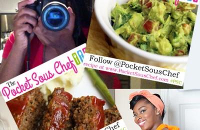 Making The Pocket Sous Chef Canon Pixma
