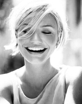 smile teeth Cameron Diaz