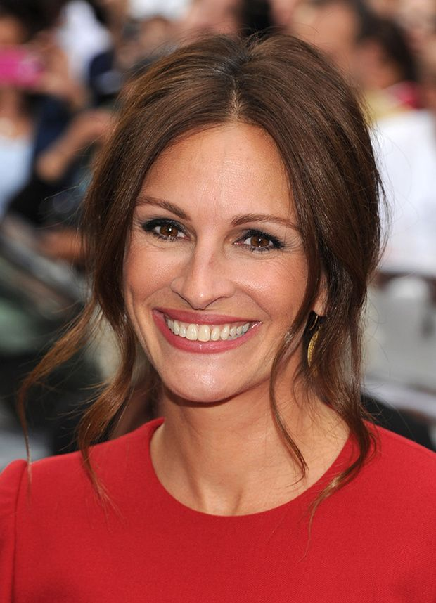 smile teeth Julia Roberts