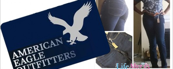 Perfect Pair of Jeans giveaway American Eagle women