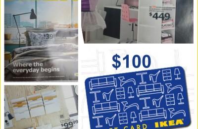 IKEA Atlanta Catalove Giveaway