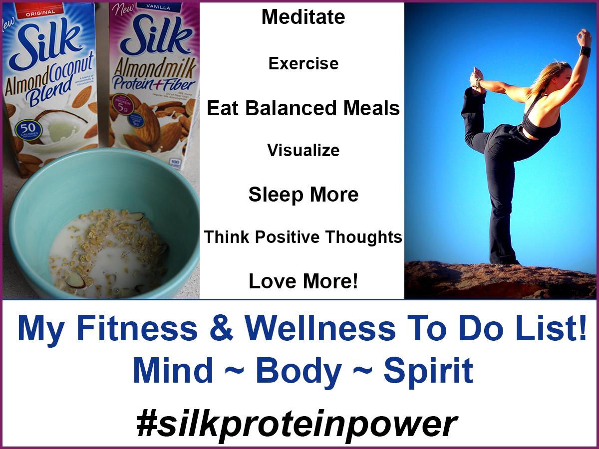 Silk Soy Milk health fitness