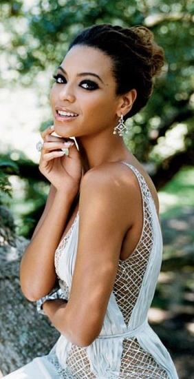 Beyonce skin style beauty